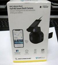 Scosche Nexc10032-Xtsp Full Hd Smart Windshield Cam Powered by Nexar New Sealed