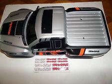 TRAXXAS SLASH RAPTOR 1/10 SCALE 2WD  BODY RAPTOR FOX