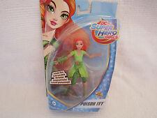 DC Superhero Girls 6 Inch Action Figure Poison Ivy