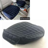Universal Car Seat Protect Mat 3D Full Surrounded Comfortable Velvet + PP Cotton