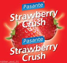 Pasante Empfängnisverhütungsmittel mit Erdbeer