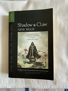 Shadow and Claw, Gene Wolfe, Paperback