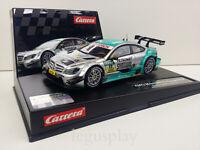Slot car Scalextric Carrera Evolution 27510 AMG Mercedes C-Coupe DTM  Nº12