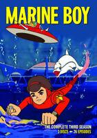 Marine Boy: The Complete Third Season (Season 3) (3 Disc) DVD NEW