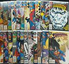 Adventure of Superman #0 493-496 505-517 519-523 Lot of 23 Ordway Kesel DC VF/NM