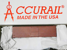 Accurail HO #1400 (Undecorated) 36' Double Sheath MTL Ends (kit) Plastic Kit