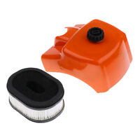 Chainsaw Air Filter Cover + Air Filter Parts for STIHL 066 MS660 MS650 Parts
