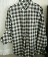 Men's John Varvatos Button-Down Shirt Long Sleeve Size Small