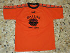 Maillot porté football ancien DALLAS 1986-2001 N° 22 equipe team ? shirt jersey