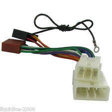 CT20MT01 MITSUBISHI SIGMA UP TO 1996 OEM SPECIFIC ISO HARNESS ADAPTER