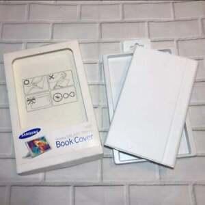 "Original Samsung Galaxy Tab S 8.4"" Book Cover White"