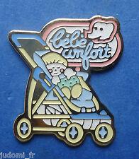Pin's pin BEBE CONFORT POUSSETTE (ref H35)
