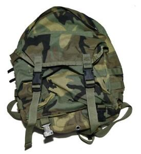 Specialty Defense SDS US Military Army USGI Woodland M81 MOLLE Patrol Pack