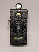 Vintage 1920's Ansco Memo 35Mm Box Camera, Ilex lens