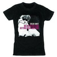 Taylor Swift We Are Never Getting Back Together Men's Black T-Shirt Small