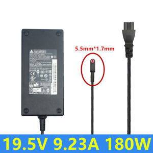 Original Acer 180W AC Power Adapter Charger 19.5V 9.23A ADP-180MB K NEW