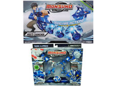 MONSUNO CORE-TECH 4 x PACK LOCK LONGFANG WHIPPER AIRSWITCH TEAM MULTI-LAUNCHER