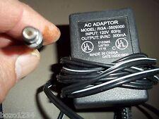RGA-3509300 AC WALL CHARGER POWER ADAPTER BABY MONITOR 9VAC 300mA 9VDC