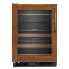 Kitchenaid KBCO24LSBX Custom-Panel Architect Series II  Beverage Center