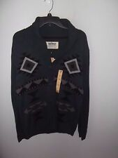 URBAN PIPELINE - MEN - SWEATER - AZTEC BLUE - SIZE LARGE   (AC-24-395x6)
