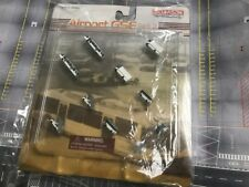 Rare Dragon Wings 1:400 GSE Ground Services Equipment Set 2 Airport Accessories