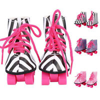 Entertainment Toys Accessory Roller Skates Fashionable For 18inch American Dolls