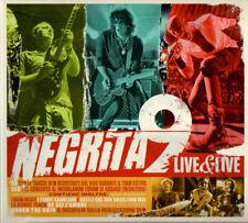 Negrita – 9 Live&Live  (Cd + Dvd)  SEALED SIGILLATO