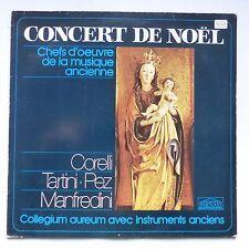 Concert de Noel CORELLI TARTINI PEZ MANFREDINI COLLEGIUM AUREUM 348342