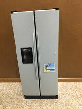 Barbie Doll Grey Fridge Refrigerator W/ Water Dispenser Home House Furniture