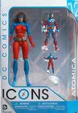 DC COMICS ICONS ATOMICA FIGURE #12 FOREVER EVIL