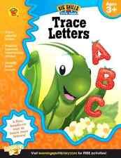 Trace Letters Workbook, Grades Preschool - K (Big Skills for Little .