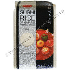 YUTAKA JAPANESE SUSHI RICE - 5KG BOX