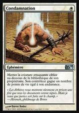 *MRM* FRENCH 4x Condamnation ( Condemn ) MTG Magic 2010-2015