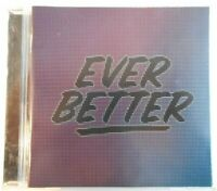 EVER BETTER avec DAFT PUNK - poney poney - naive new beaters - AIR - CD COMPIL
