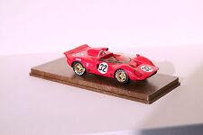 MG Model MG.012 Ferrari 330 Can Am Magny Cours 1969 nº32 1:43 VERY RARE Factory
