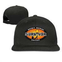 survivor generic Snapback Baseball Hat Adjustable Cap