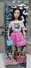 2014 Asian *Kitty Dress *Fashionistas *Barbie Doll #10 *NRFB
