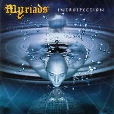 MYRIADS - Introspection (CD 2002) female fronted Gothic Metal digipack sealed