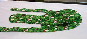 Margie's Doo-rags, Skullcaps Green with Simpsons