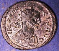 Roman coin, Probus IMP PRO BUS AVG Silvered AE Antoninianus, 3.34g, 19mm *[5506]