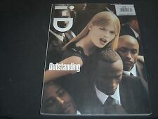 2004 OCTOBER I-D MAGAZINE - OUTSTANDING ISSUE - FASHION MODELS - PHOTOS - F 4052