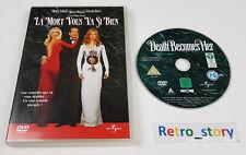 DVD La Mort Vous Va Si Bien - Meryl STREEP - Bruce WILLIS - Goldie HAWN