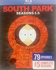 SOUTH PARK: SEASONS 1-5 (10...-SOUTH PARK: SEASONS 1-5 (10PC) / (BOX Blu-Ray NEW