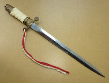 Polish Poland Officer Miniature Dagger Knife   RARE