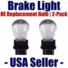 Stop/Brake Light Bulb 2pk - Fits Listed Buick Vehicles - 3357