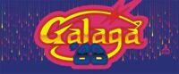 """Galaga 88 Arcade Marquee 23"""" x 9"""""""
