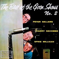 THE GOONS - THE BEST OF THE GOON SHOWS NO. 2 (NEW CD) ORIGINAL RECORDING