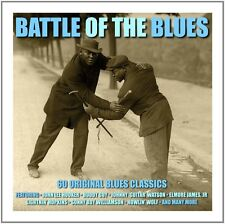 Battle Of The Blues 3-CD NEW SEALED Howlin' Wolf/Muddy Waters/Little Walter+