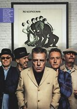 Madness - Then There Were Five - A4 Photo Print