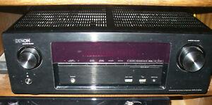 Denon AVR-1100W Surround AV Receiver WLAN LAN Bluetooth